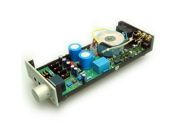 Усилитель Lehmannaudio Black Cube Linear USB