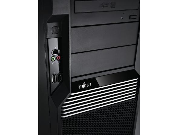 ПК Fujitsu CELSIUS R670-2  LKN:R6702W0002RU