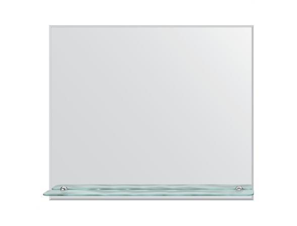 Зеркало с полочкой EVOFORM Attractive BY 0515 (70х60 см)