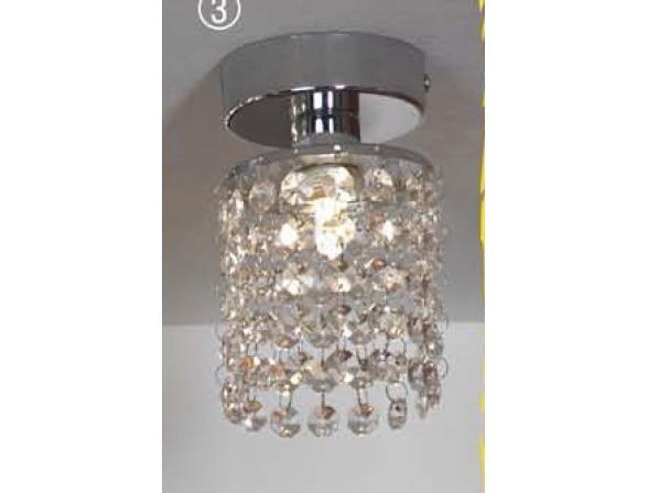 Светильник потолочный Lussole LSJ-0407-01