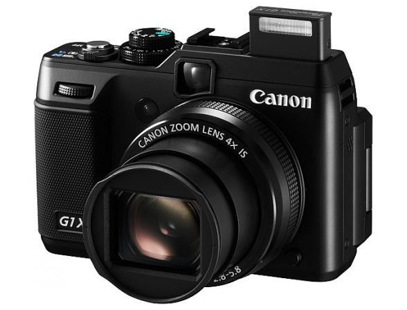 Цифровой фотоаппарат Canon PowerShot G1 X