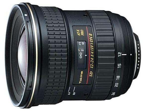 Объектив Tokina AT-X 124 PRO DX II Nikon F