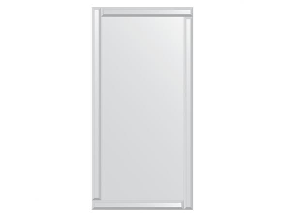 Зеркало с зеркальным обрамлением EVOFORM Style BY 0808 (60х120 см)