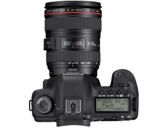 Зеркальный фотоаппарат Canon EOS 5D MARK II KIT 24-105 IS USM