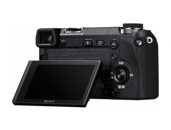 Цифровой фотоаппарат Sony Alpha NEX-6L Kit 16-50 black