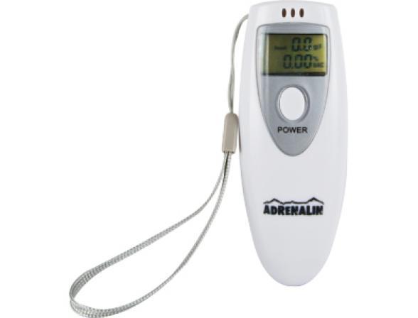 Алкотестер цифровой Adrenalin Pro Mille 100