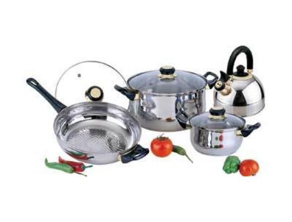 Набор посуды BEKKER Classik BK-210