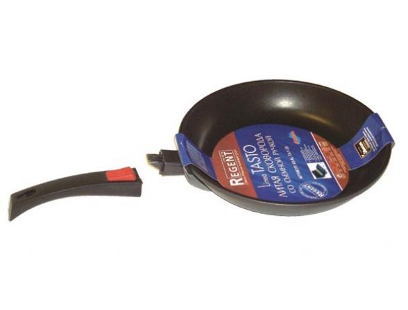 Сковорода Regent Inox TASTO 93-AL-TA-1-24