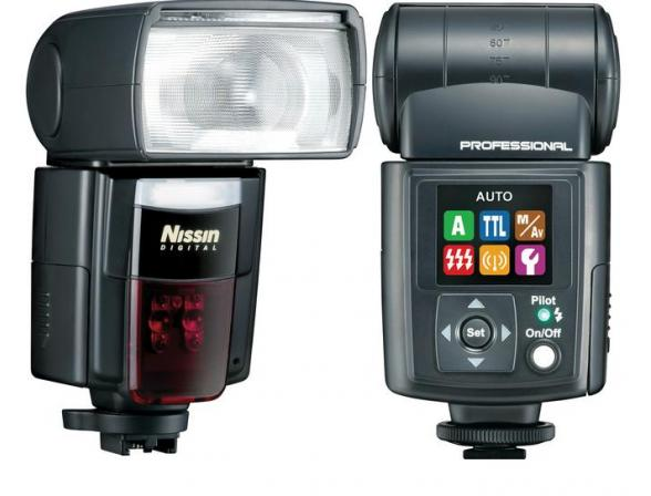 Вспышка Nissin Di-866 Mark II Professional for Nikon