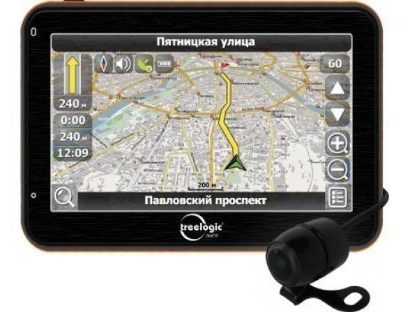 Навигатор Treelogic TL-4306BGF AV 2Gb