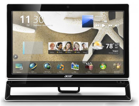 Моноблок Acer Aspire Z3771DO.SHRER.010