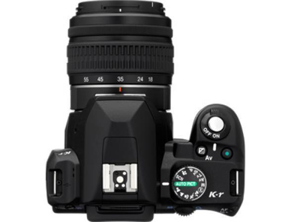 Зеркальный фотоаппарат Pentax K-r Kit 18-55*