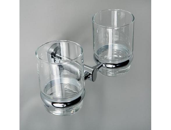 Подстаканник WasserKRAFT Oder двойной К-3028D