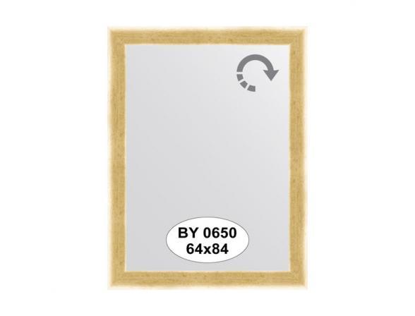 Зеркало в багетной раме EVOFORM травленое золото (64х84 см) BY 0650