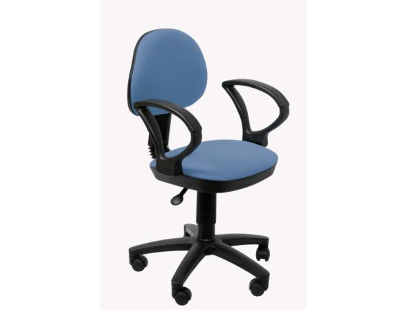 Кресло BURO CH-G318AXN/Blue
