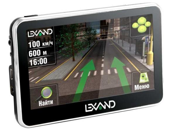GPS-навигатор Lexand Si-525