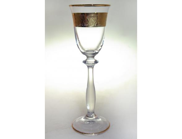 Набор рюмок для водки Bohemia Crystall Анжела/436532/60