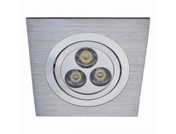 Светильник встраиваемый ARTELAMP TECHNIKA A5902PL-1SS