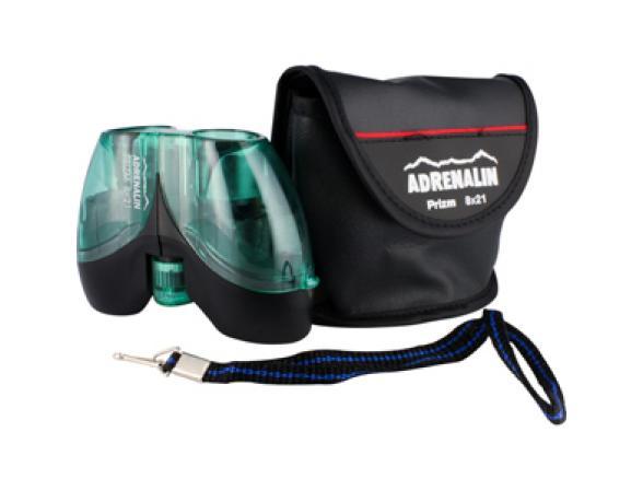 Бинокль Adrenalin Prizm 8x21 Green