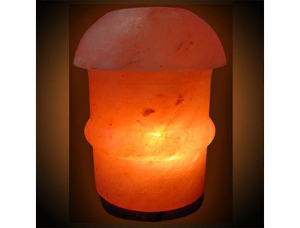 Солевая лампа ZENET Гриб фигурный