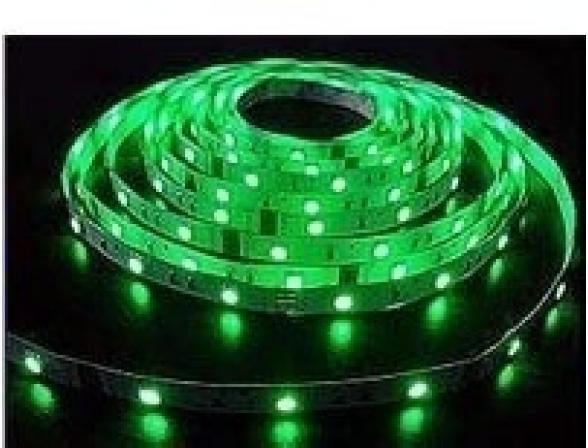 Светодиодная лента ЭРА 613894 LS5050-60LED-IP20-G (50)