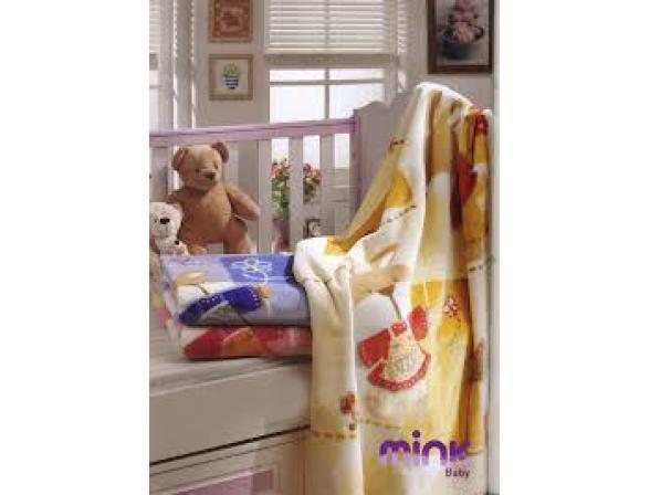 Плед детский ARYA Mink Cocuk 100х120 (878)