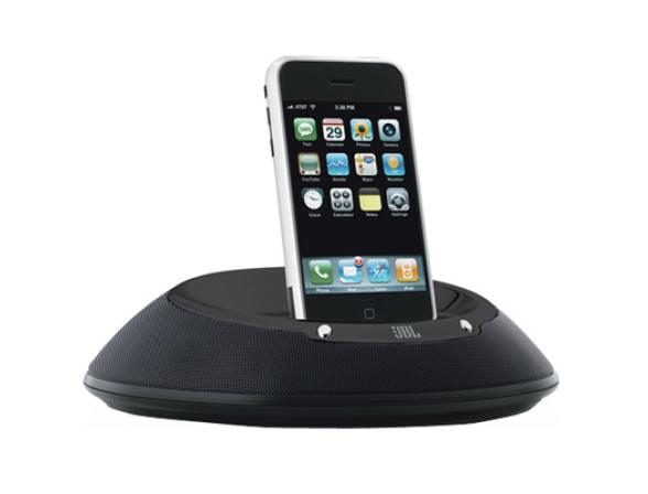 Док-станции для iPod/iPhone/iPad JBL ON STAGE IIIP BLACK