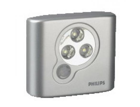 Светильник с датчиком движения Philips 818195 SpotOn Silver 1BL (10/1280)