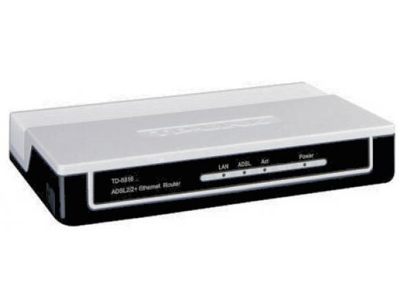 Беспроводной маршрутизатор TP-LINK TD-8816