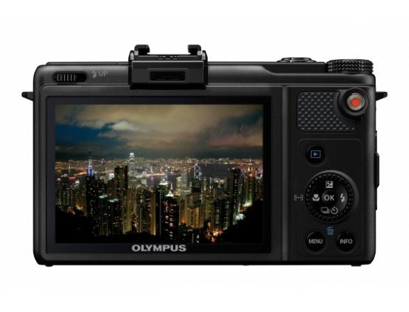 Цифровой фотоаппарат Olympus XZ-1