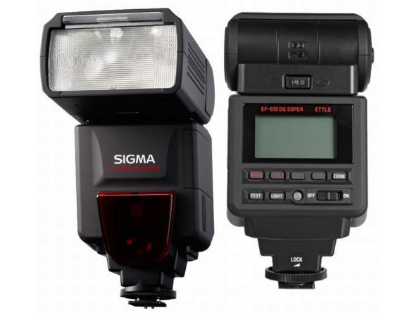 Вспышка Sigma EF 610 DG SUPER SO-ADI для Sony Alpha