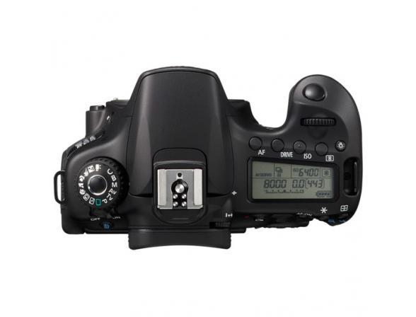 Зеркальный фотоаппарат Canon EOS 60D kit 18-55