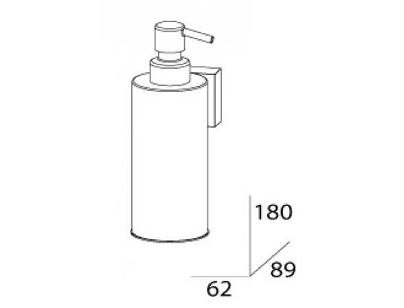 Дозатор для жидкого мыла FBS ESPERADO ESP 011
