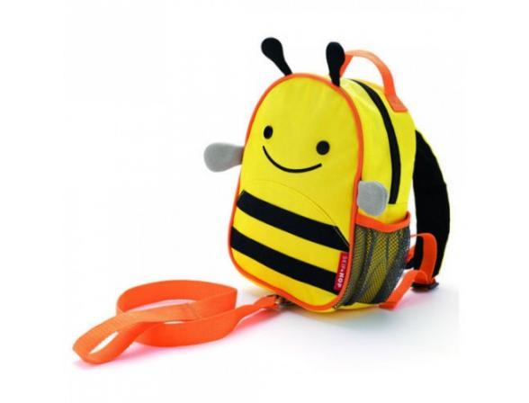 Рюкзачок с поводком безопасности Skip Hop Zoo Let