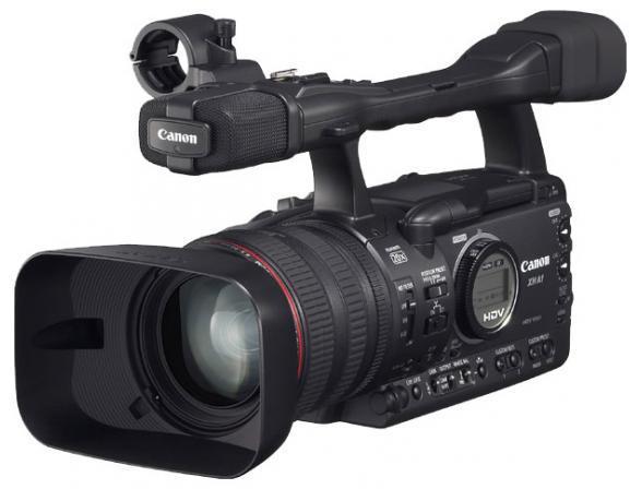 Видеокамера Canon XH A1S
