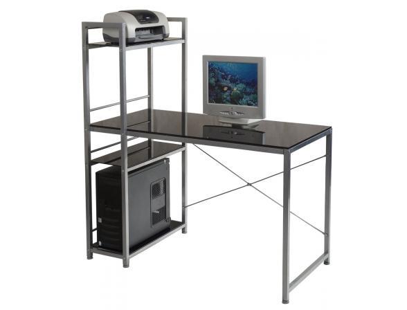 Стол компьютерный FY GD-011/Black