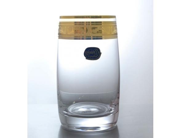 Набор стаканов для воды Bohemia Crystall Идеал/37872K/250