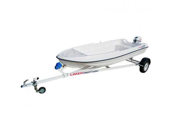 Автоприцеп для лодок Laker Smart Trailer 750