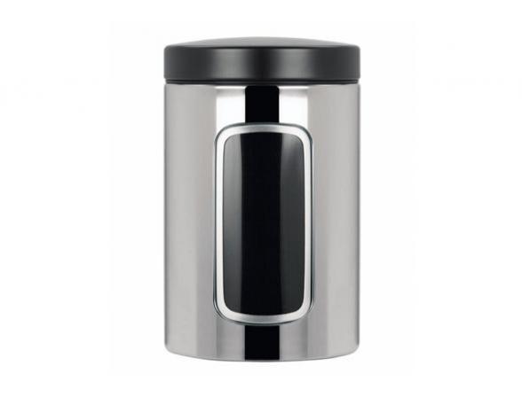 Контейнер для сыпучих продуктов с окном 1,4л. Brabantia 132803