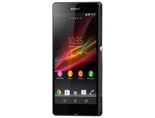 Смартфон Sony Xperia Z (C6603)