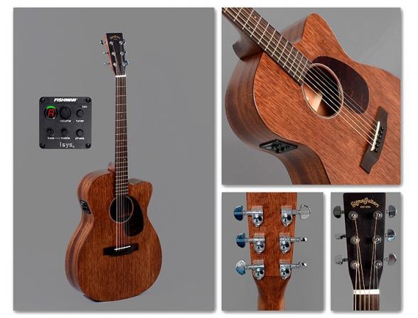 Гитара _Sigma 000MC-15E