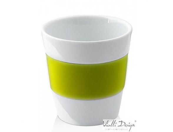 Набор стаканов Vialli Design LIVIO зеленый LIV-250G