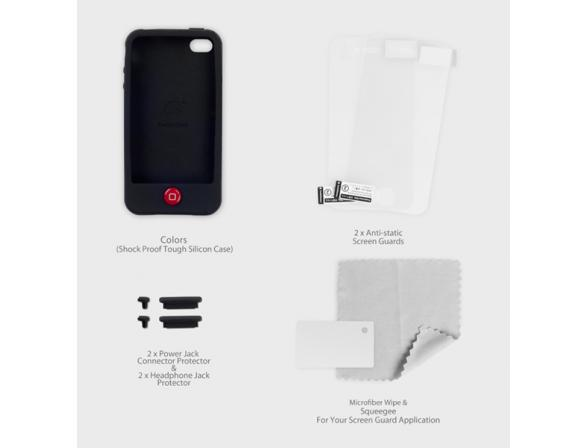Чехол SwitchEasy для iPhone4/4S Colors