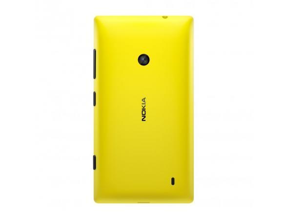 Смартфон Nokia Lumia 520 Yellow