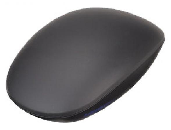 Мышь Manhattan Stealth Touch Mouse Black USB