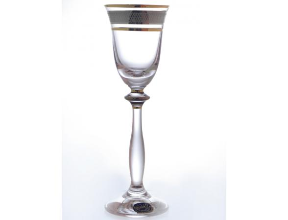 Набор рюмок для водки Bohemia Crystall Анжела/378090/60