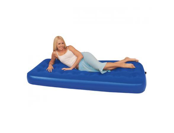 Кровать надувная Bestway Flocked Air Bed Single 67000