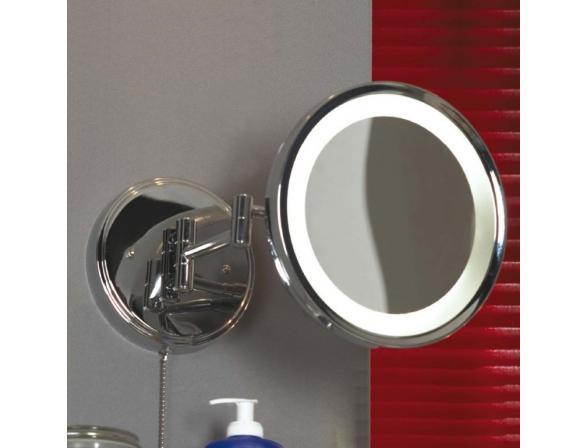 Светильник влагозащищенный с зеркалом Lussole LSL-6101-01
