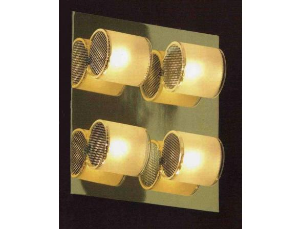 Светильник настенно-потолочный Lussole LSQ-3411-04