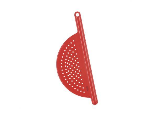 Дуршлаг силиконовый Trudeau цвет: красный